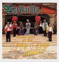 Ka Wai Ola Cover: Where have all the May days gone?